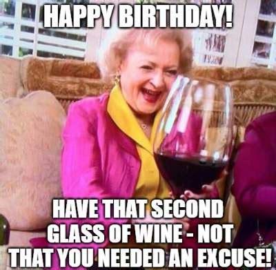 funny birthday wishes  wine funny birthday wishes