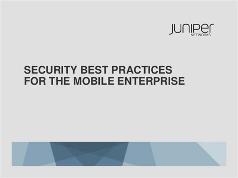 Best Home Security Practices Lovetoknow Security Best Practices For The Mobile Enterprise