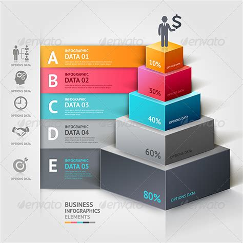 Business Infographic Template By Graphixmania Graphicriver Infographic Template Illustrator
