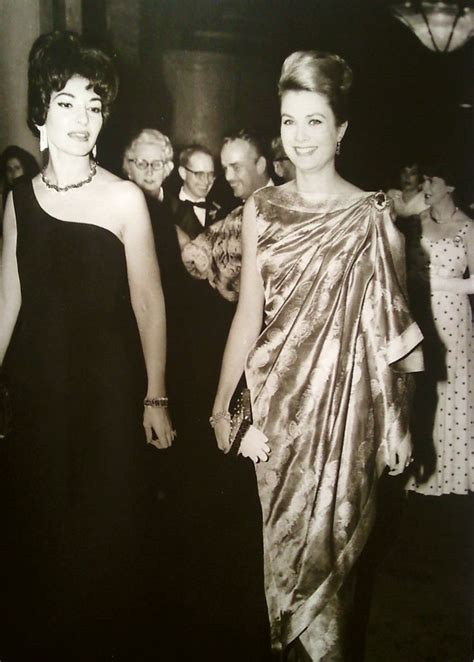 maria callas and grace kelly 85 best images about maria callas on pinterest grace o