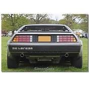 Simon Cars  DeLorean