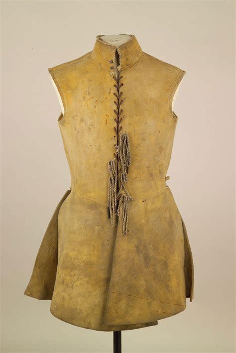 pattern white leather jerkin buff leather jerkin 1640 c online collection