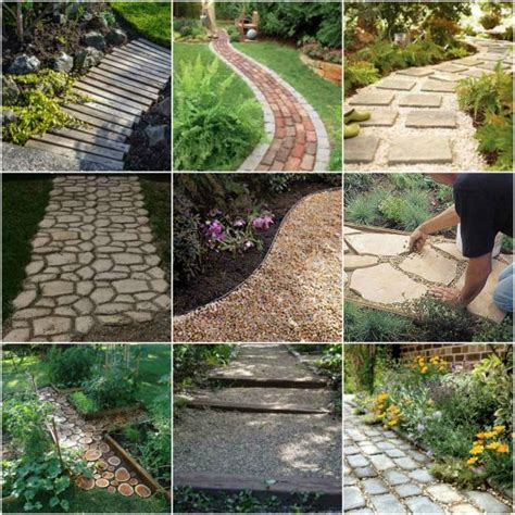 Garden Path Ideas Garden Path Ideas 145 Garden Path Ideas Pictures To Pin On