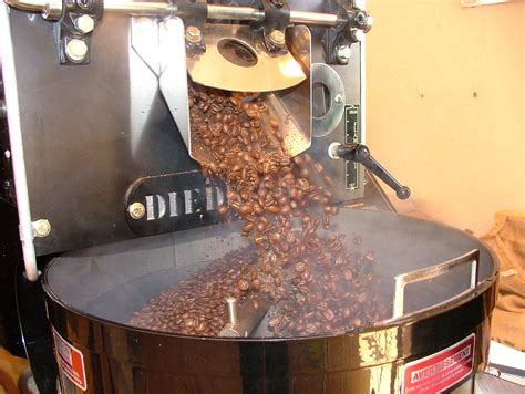 Coffee Roaster Trip 2   Delano Coffee Roaster   Jessie's Cafe   Myaree