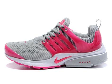 nike air presto 2 carving s running shoe pink gray