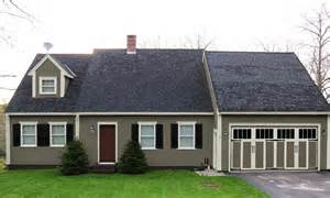 Cape Cod House Color Schemes improve curb appeal sample consulting projects