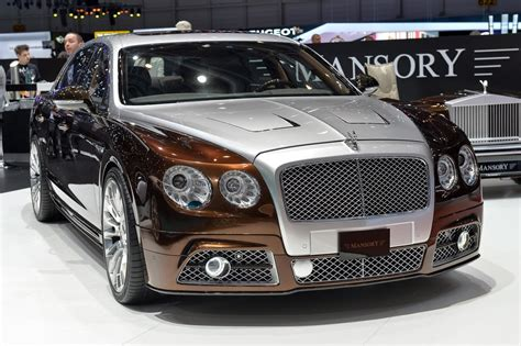 roll royce brown 2014 geneva motor show mansory rolls royce brown