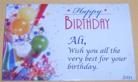ali happy birthday and happy on pinterest