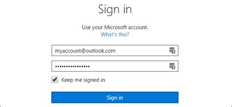 email microsoft account how to change the primary email address for your microsoft