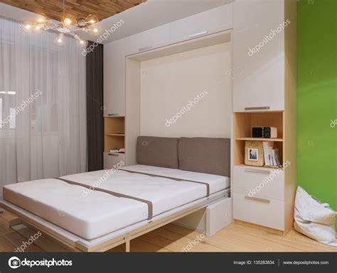 wohnzimmerschrank mit bettfunktion bett im schrank interesting wohnen wohnung wohnraum