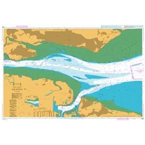 thames river nautical chart british admiralty nautical chart 1185 river thames sea reach