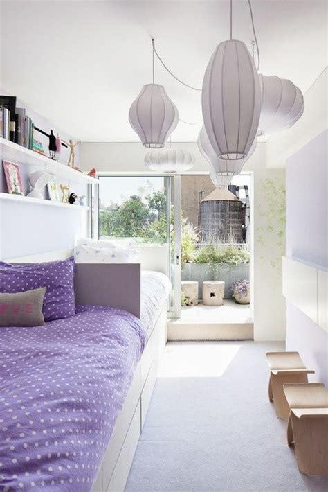 mommo design bright  girly small bedroom pent house girls bedroom kids room
