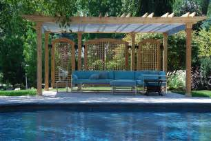 Pergola Retractable Shade by Retractable Pergola Canopy In Oakville Shadefx Canopies