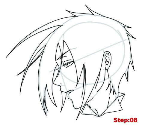 Drawing For by Drawing Anime Characters For Beginners Anime Drawing For
