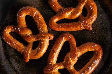 pretzel recipe soft pretzel recipe chowhound