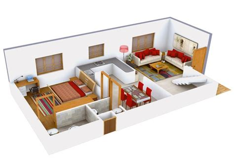 home design 3d obb 2d 3d rendering and modelling in sketchup houseplansindia