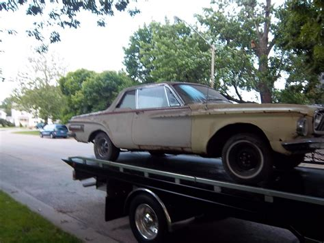 1962 dodge for sale 1962 dodge polara 500 for sale for b bodies only classic