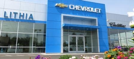 Lithia Chevrolet Bend Lithia Chevrolet Cadillac Of Bend Bend Or 97701 Car