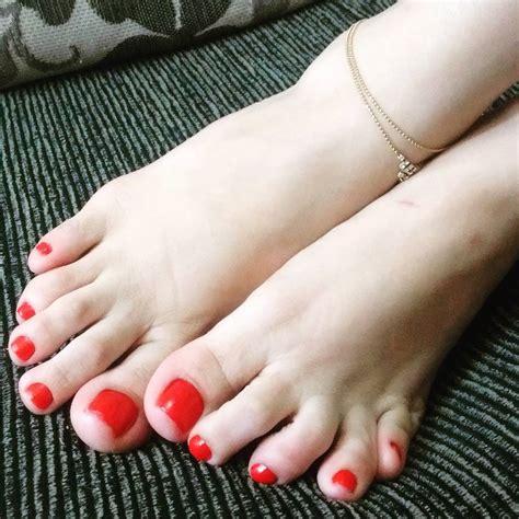 red toe nail art designs ideas design trends