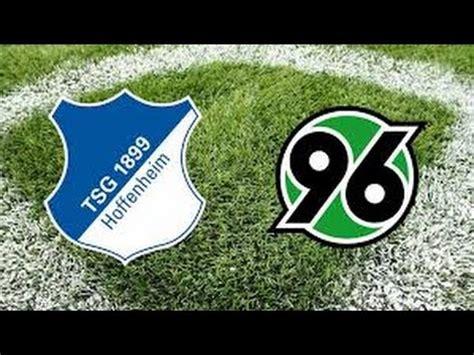 hoffenheim vs. hannover predictions + 12bet offer 100% for