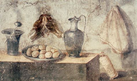 Greek Wall Murals file still life with eggs birds and bronze dishes