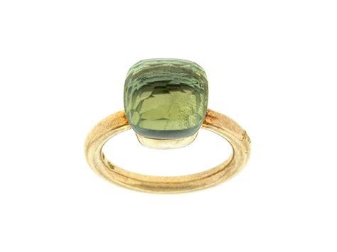 pomellato nudo ring price pomellato 18k gold nudo ring prasiolite pomellato