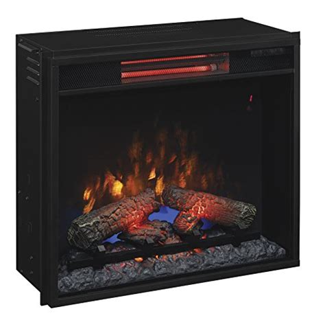 Infrared Fireplace Insert Reviews by Classicflame 23ii310gra 23 Infrared Quartz Fireplace