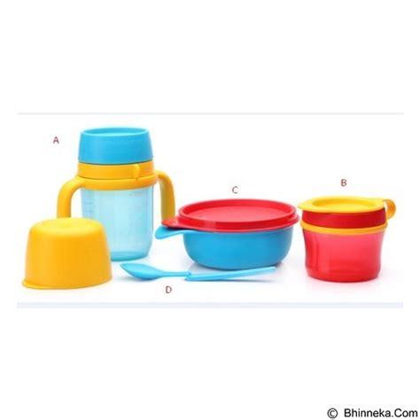 Sale Tempat Minum Set Lengkap jual produk kebutuhan perlengkapan makan dan minum bayi tupperware tiwi todz merchant murah