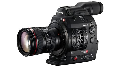 4k canon canon unveils 4k eos c300 ii and compact xc10
