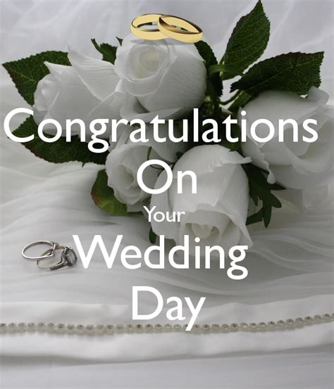 Wedding Congratulations In by Congratulations On Your Wedding Day Www Imgkid The