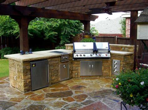 U Shaped Kitchen Designs outdoor k 252 che gestalten 32 prima ideen