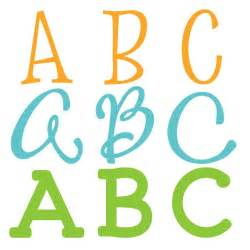 Cricut Cartridges Cursive Letters