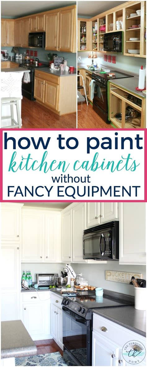 how do you paint kitchen cabinets how to paint kitchen cabinets without fancy equipment