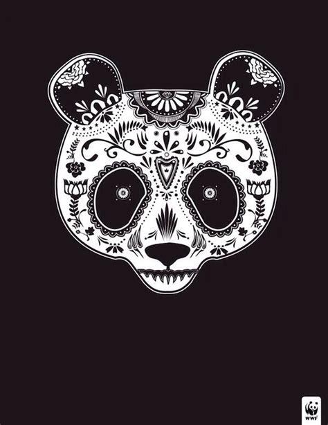 panda tattoo skull panda bear tatouages croquis id 233 es tattoos