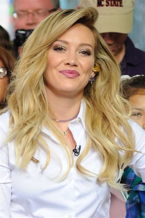 Hilary Duff Hairstyles by Hilary Duff S Hairstyles Hair Colors Style