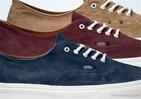 Promo Vans Authentic California vans california authentic decon quot ca buck quot pack sneakernews