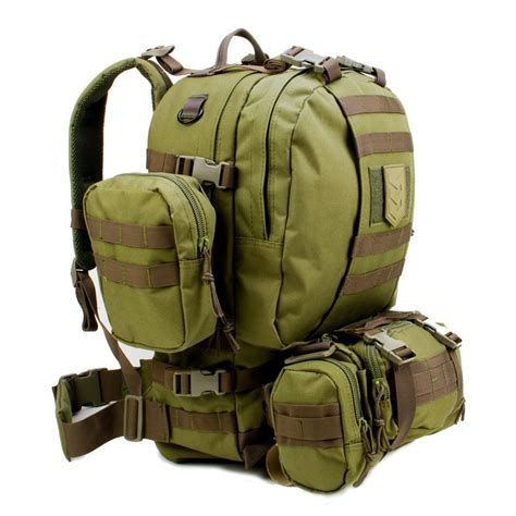 Day Pack Georn 3v gear paratus pack 3 day gear bag olive drab ebay