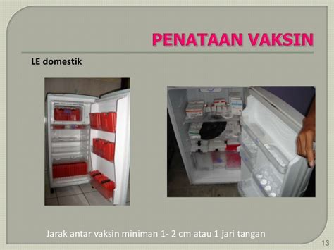 Freezer Vaksin manajemen logistik imunisasi