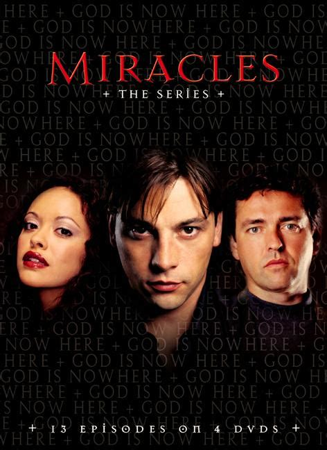 The Miracle Season Age Rating Popentertainment Miracles The Complete Series 2003 Tv On Dvd Review