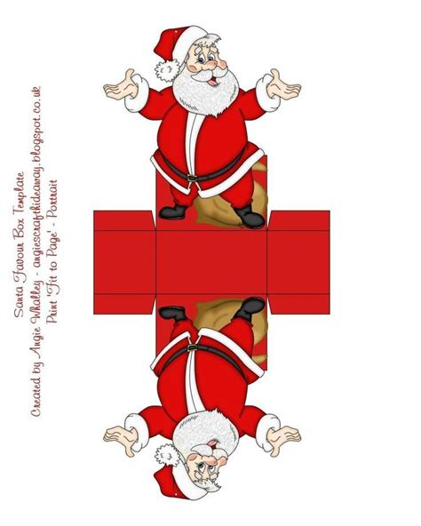 templates for christmas boxes 171 best paper templates images on pinterest paper