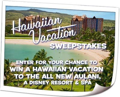 Aulani Hawaiian Vacation Sweepstakes - toy story hawaii sweepstakes sweepstakesbible