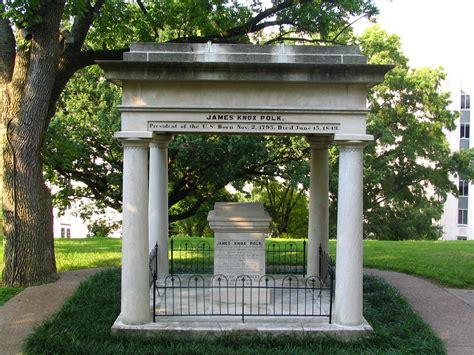 on grave file polk grave jpg wikimedia commons