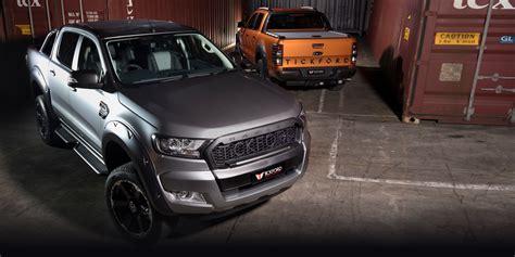 ford ranger upgrades tickford ranger ute tickford upgrades for ford ranger