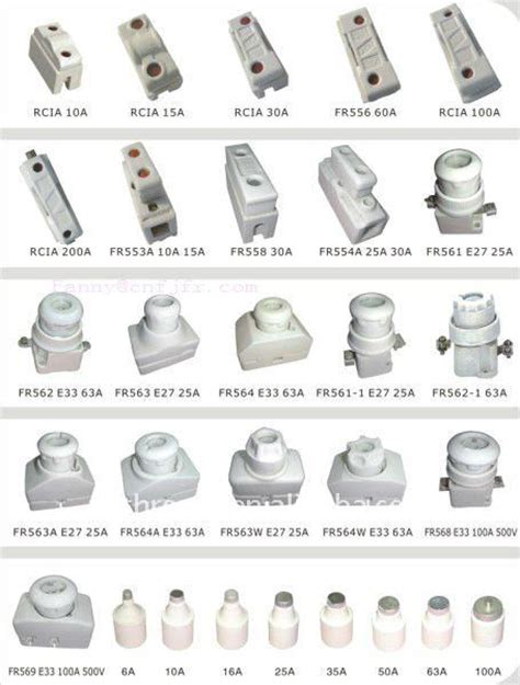 types of wire nuts excellent quality electrical power porcelain fuse box types buy porcelain fuse electrical