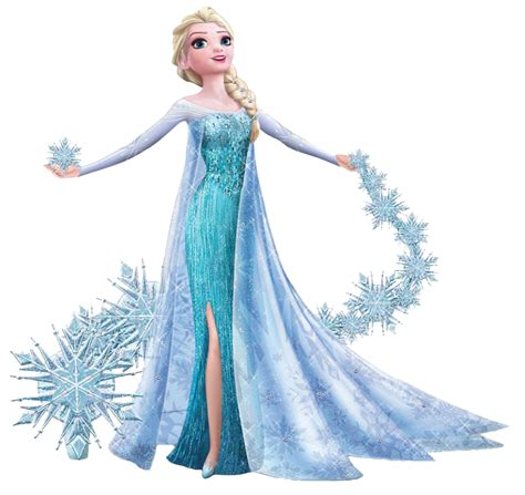 elsa free elsa from frozen clipart
