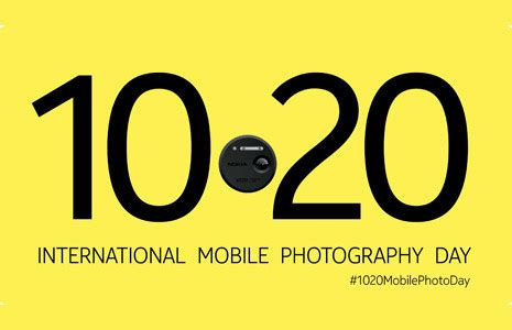 october 20th named international mobile photography day by