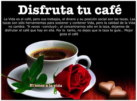 en cafe de la 8433974866 el amor a la vida la taza o el caf 201