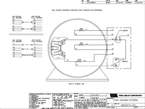 ao smith motor parts diagram ao smith 2 speed motor wiring diagram fuse box and