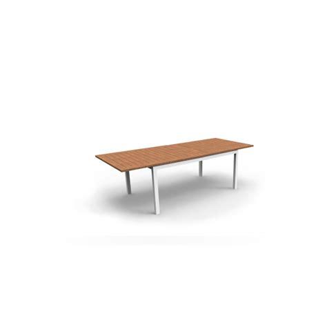tavolo giardino tavolo da pranzo da giardino allungabile in legno di teak