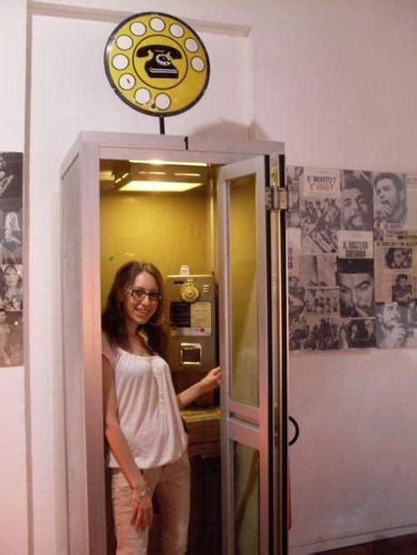 elenco cabine telefoniche mostra vintage design a palazzo sant elia paperblog